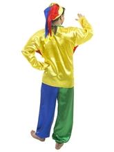 Шуты и скоморохи - Взрослый костюм Скомороха