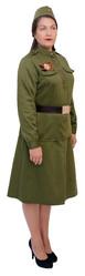 Военные и Милитари - Взрослый костюм Солдатки