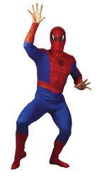 Супергерои и Злодеи - Взрослый костюм Спайдермена