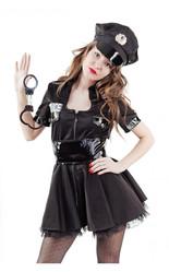 Полицейские и Грабители - Взрослый костюм строгой полицейской