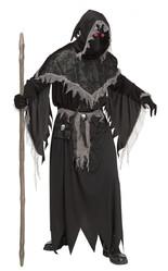 Страшные и кровавые - Взрослый костюм Темного призрака