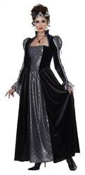 Королевы - Взрослый костюм Темной королевы
