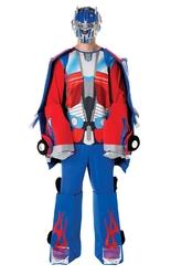 Трансформеры - Взрослый костюм Трансформера Прайма