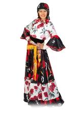 Цыганские костюмы - Взрослый костюм Цыганки