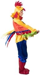Птицы - Взрослый костюм Яркого Петушка