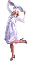 Зайчики и Кошки - Взрослый костюм Зайки Варвары