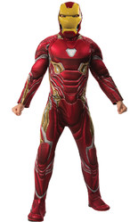 Железный человек - Взрослый костюм Железного человека