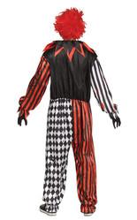 Страшные и кровавые - Взрослый костюм Жуткого клоуна