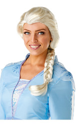 Холодное сердце - Взрослый парик Эльзы