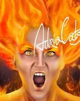 Ресницы и линзы - Wild Fire