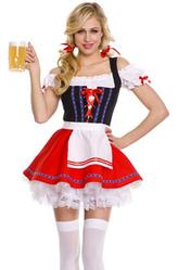 Немецкие костюмы - Костюм Яркая официантка