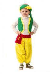 Национальные - Яркий костюм Алладина детский
