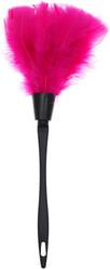 Французские горничные - Ярко-розовая метелка горничной