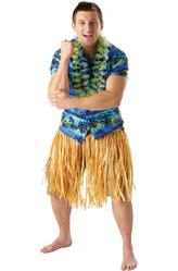 Подъюбники и юбки - Юбка Гавайский пляж