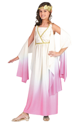 Боги и богини - Костюм Юная богиня