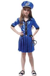 Костюмы для девочек - Костюм Юная полицейская