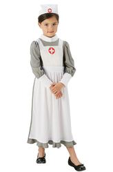 День медицинской сестры - Костюм Юная медсестра