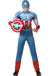 Супергерои - Костюм Юный Капитан Америка