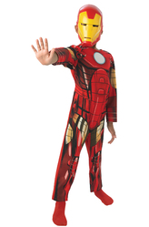 Супергерои - Костюм Юный Железный человек