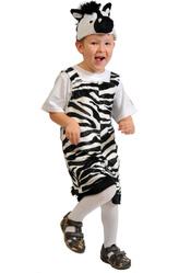 Животные - Костюм Забавная зебра