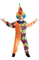 Костюмы для девочек - Костюм Забавный клоун
