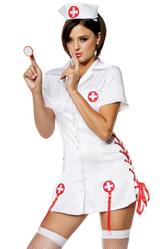 День святого Валентина - Заботливая медсестра