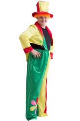 Клоуны - Костюм Задорный клоун