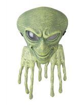 Карнавальные маски - Зеленый набор пришельца