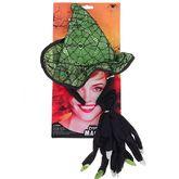 Колдуны и колдуньи - Зеленый набор