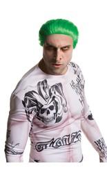 Супергерои и Злодеи - Зеленый парик Джокера