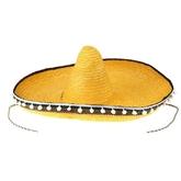 Мексиканские костюмы - Желтое сомбреро