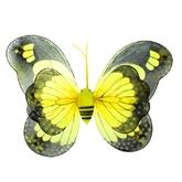 Пчелки и бабочки - Желтые крылья
