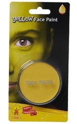 Аксессуары - Желтый грим-краска для лица