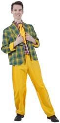 Ретро и Гангстеры - Желтый костюм стиляги