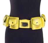 Женские костюмы - Желтый пояс Бэтмена