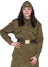 Военные и Милитари - Женская военная форма lux