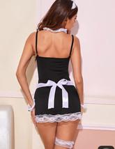 Французские горничные - Женский эротический костюм горничной