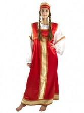Русские народные костюмы - Женский костюм Аленушки