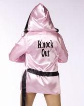 Спортсменки и Судьи - Женский костюм боксерши Нокаут