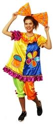 Клоунессы - Женский костюм клоуна