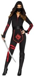 Японские костюмы - Женский костюм Ниндзя