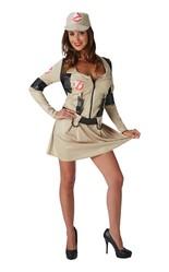Супергерои - Женский костюм Охотницы за привидениями