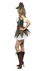 Робин Гуд - Женский костюм Отважного Робина Гуда