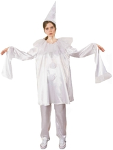 Буратино - Женский костюм Пьеро