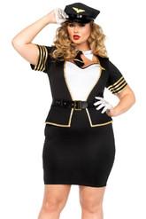 День Военно-воздушных сил - Женский костюм Пилота Плюс