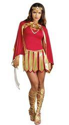 Воины - Женский костюм Римского воина