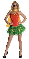 Бэтмен - Женский костюм Робин