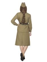 Военные и Милитари - Женский военный комплект