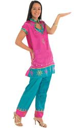 Индийские костюмы - Костюм Индианка