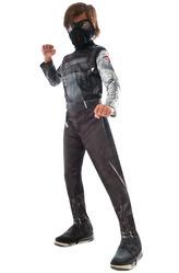 Капитан Америка - Зимний солдат Баки